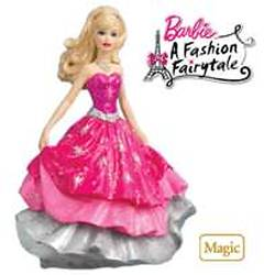 2010 Barbie - A Fashion Fairytale Hallmark Ornament