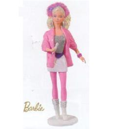 2010 Barbie And The Rockers Doll Ltd Hallmark Ornament