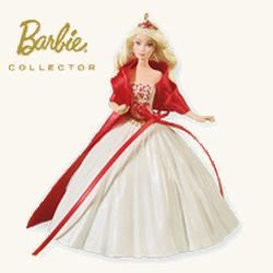 2010 Barbie - Celebration #11 Hallmark Ornament