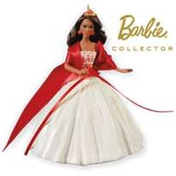 2010 Barbie - Celebration - Af Hallmark Ornament