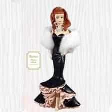 2010 Barbie - Club - Siren Barbie Hallmark Ornament