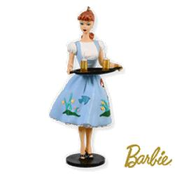 2010 Barbie - Debut #17 - Friday Night Date Hallmark Ornament