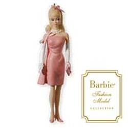 2010 Barbie - Movie Mixer Hallmark Ornament