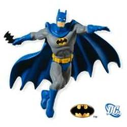 2010 Batman - The Caped Crusader Hallmark Ornament