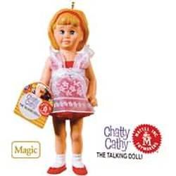 2010 Chatty Cathy Hallmark Ornament