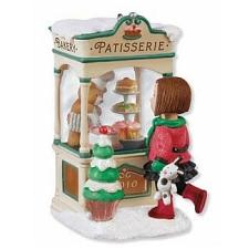 2010 Christmas Windows #8 - Club Hallmark Ornament