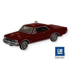 2010 Classic Cars #20 - 1964 Pontiac Gto Hallmark Ornament