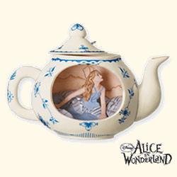 2010 Disney - Back To Wonderland Hallmark Ornament