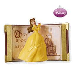 2010 Disney - Belle - Once Upon A Time Hallmark Ornament