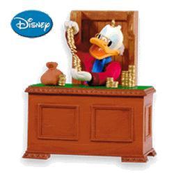 2010 Disney - Christmas Carol #2 - Scrooge Mcduck Hallmark Ornament