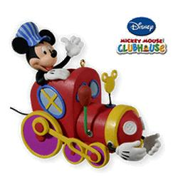 2010 Disney - Clickety Mickey Hallmark Ornament