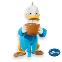 2010 Disney - Donald's Wake-up Call Hallmark Ornament