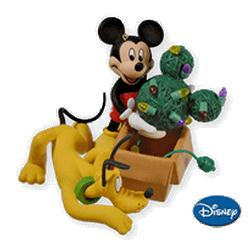 2010 Disney - Knot A Problem Hallmark Ornament