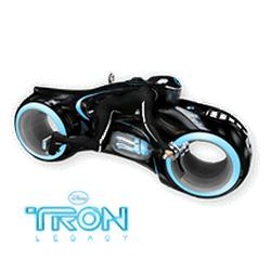 2010 Disney - Light Cycle - Tron Legacy Hallmark Ornament