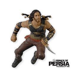 2010 Disney - Prince Dastan - Prince Of Persia Hallmark Ornament