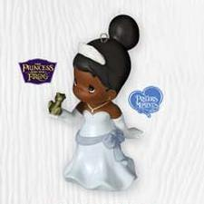 2010 Disney - Princess Tiana - Limited Hallmark Ornament