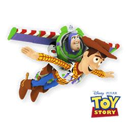 2010 Disney - Toy Story - High Flyin' Friends Hallmark Ornament