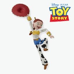 2010 Disney - Toy Story - Jessie Hallmark Ornament