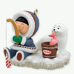 2010 Frosty Friends #31 Hallmark Ornament