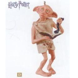 2010 Harry Potter - A Gift For Dobby Limited Hallmark Ornament