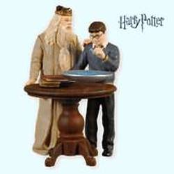 2010 Harry Potter - The Pensieve Hallmark Ornament