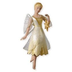 2010 Holiday Angels #5 - The Wonder Of Christmas Hallmark Ornament