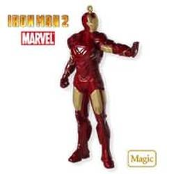 2010 Iron Man 2 - Defender Of Justice Hallmark Ornament