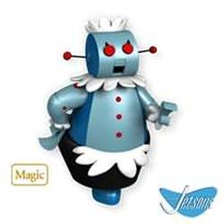 2010 Jetsons - Rosie The Robot Hallmark Ornament