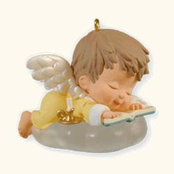 2010 Mary's Angels #23 - Daffodil Hallmark Ornament