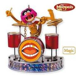 2010 Muppets - Animal Hallmark Ornament