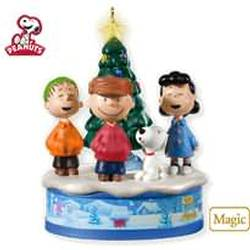 2010 Peanuts - Merry Christmas Charlie Brown Hallmark Ornament