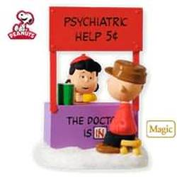 2010 Peanuts - The Doctor Is In Hallmark Ornament