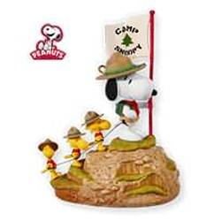 2010 Peanuts - The Fearless Crew Hallmark Ornament