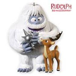 2010 Rudolph - A Star Is Born Hallmark Ornament
