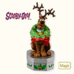2010 Scooby Doo - Rerry Ristmas! Hallmark Ornament