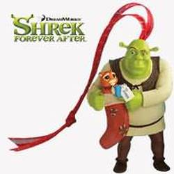 2010 Shrek's Purr-fect Friend Hallmark Ornament