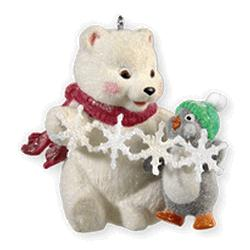 2010 Snowball And Tuxedo #10 - Snowflakes With Style Hallmark Ornament