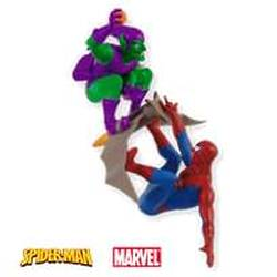 2010 Spider-man And Green Goblin Hallmark Ornament