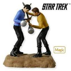 2010 Star Trek - Amok Time Hallmark Ornament