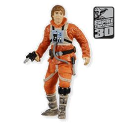 2010 Star Wars #14 - Luke Skywalker Hallmark Ornament