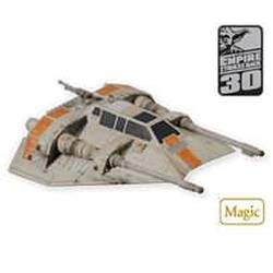 2010 Star Wars - Rebel Snowspeeder Hallmark Ornament