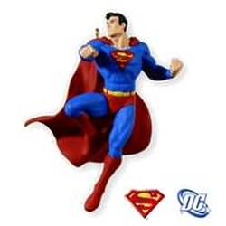 2010 The Last Son Of Krypton - Superman Hallmark Ornament