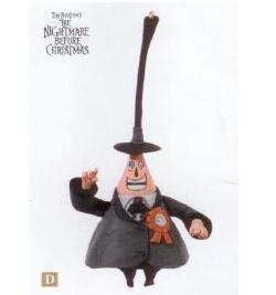 2010 The Mayor Of Halloween Town - Ltd Hallmark Ornament