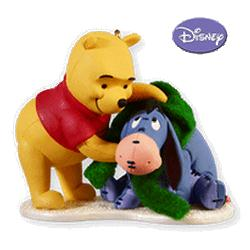 2010 Winnie The Pooh - A Gift For Eeyore Hallmark Ornament