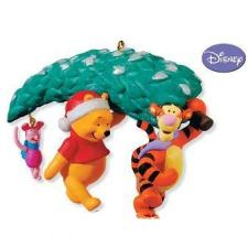 2010 Winnie The Pooh - A Tree For Three - Club Hallmark Ornament