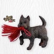 2010 Wizard Of Oz - Run Toto Run Hallmark Ornament