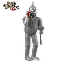 2010 Wizard Of Oz - Tin Man Hallmark Ornament
