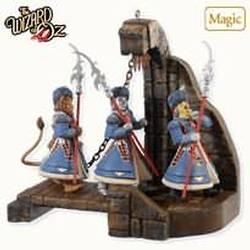 2010 Wizard Of Oz - To The Rescue! Hallmark Ornament