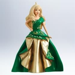 2011 Barbie - Celebration #12 Hallmark Ornament