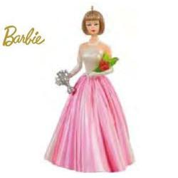 2011 Barbie - Debut #18 - Campus Sweetheart Hallmark Ornament